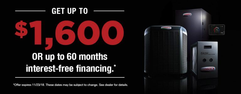 Get Up to $1600 Or Up to 60 Months Interest-Free Financing Offer
